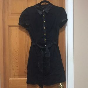 Guess button dress worn once or twice